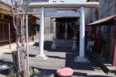 稲荷神社(三郷市新和)2