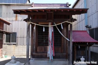 稲荷神社(三郷市新和)4