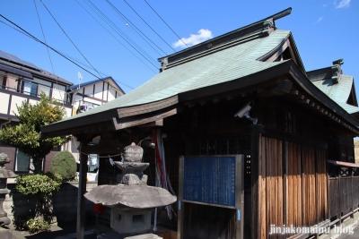 横堀御嶽神社(三郷市新和)5