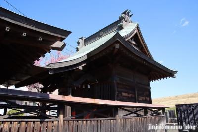 横堀御嶽神社(三郷市新和)6