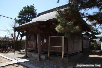 天豊受神社(三郷市鷹野)6