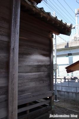 徳島稲荷神社(三郷市鷹野)10