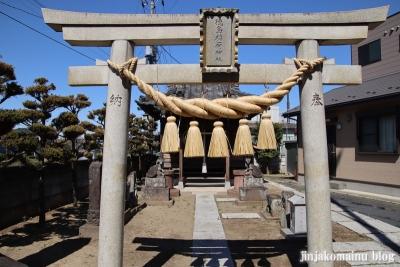 徳島稲荷神社(三郷市鷹野)2