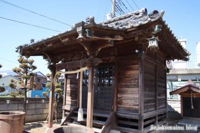 徳島稲荷神社(三郷市鷹野)9