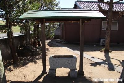 樋野口稲荷神社(三郷市東町)3