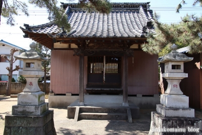 樋野口稲荷神社(三郷市東町)6