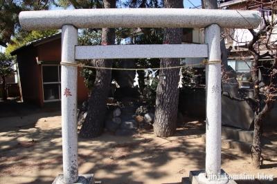 樋野口稲荷神社(三郷市東町)9