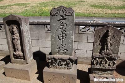 樋野口稲荷神社(三郷市東町)11