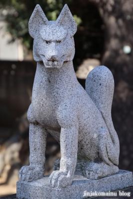 樋野口稲荷神社(三郷市東町)4