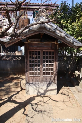 樋野口稲荷神社(三郷市東町)13