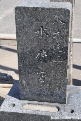 下新田稲荷神社(三郷市高州)5