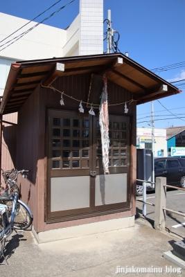 下新田稲荷神社(三郷市高州)13