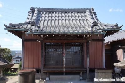 下新田稲荷神社(三郷市高州)8