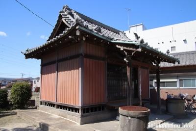 下新田稲荷神社(三郷市高州)10