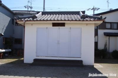 下新田稲荷神社(三郷市高州)12