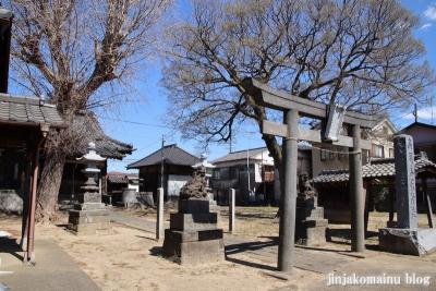 高須香取神社(三郷市高州)1
