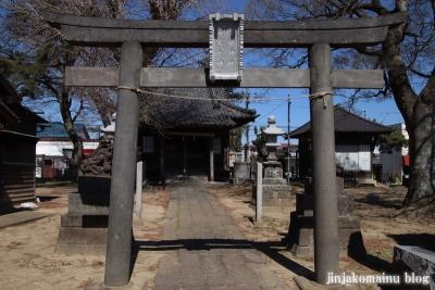高須香取神社(三郷市高州)3