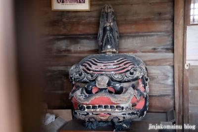 高須香取神社(三郷市高州)7