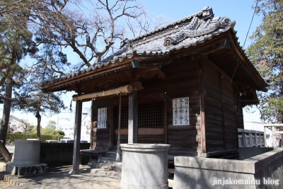 高須香取神社(三郷市高州)8
