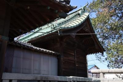 高須香取神社(三郷市高州)9