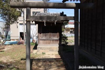 高須香取神社(三郷市高州)10