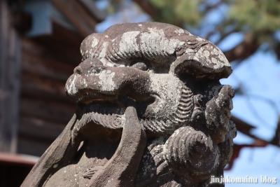 高須香取神社(三郷市高州)25