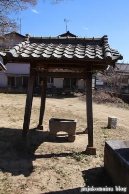高須香取神社(三郷市高州)5