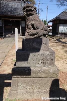 高須香取神社(三郷市高州)15