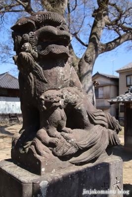 高須香取神社(三郷市高州)16