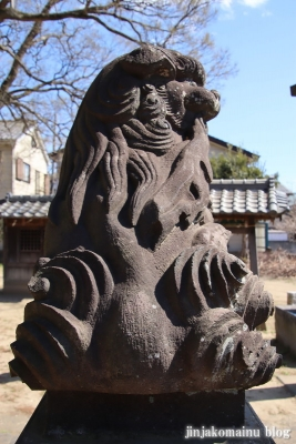 高須香取神社(三郷市高州)22