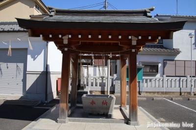久兵衛稲荷神社(三郷市高州)5
