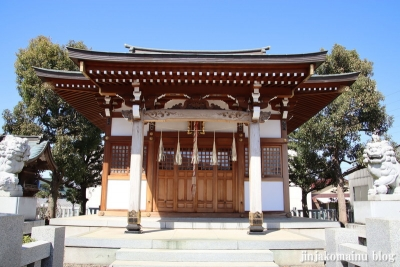 久兵衛稲荷神社(三郷市高州)10