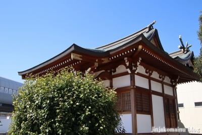 久兵衛稲荷神社(三郷市高州)11