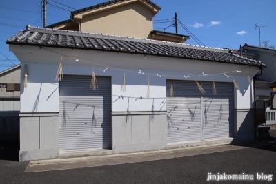 久兵衛稲荷神社(三郷市高州)13
