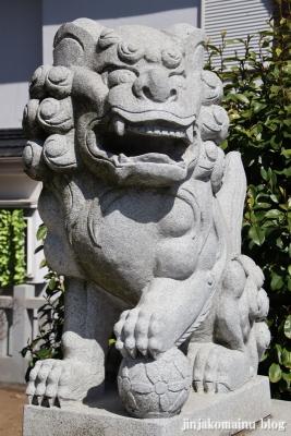 久兵衛稲荷神社(三郷市高州)8