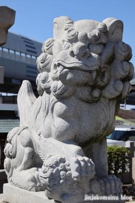 久兵衛稲荷神社(三郷市高州)9