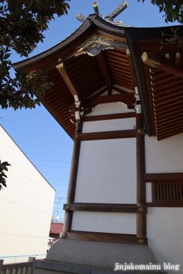 久兵衛稲荷神社(三郷市高州)12