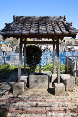 三輪神社(三郷市高州)5