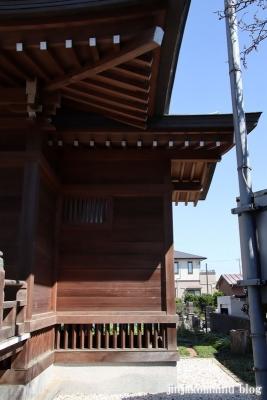 三輪神社(三郷市高州)8
