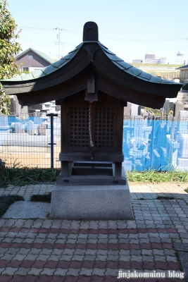 三輪神社(三郷市高州)10