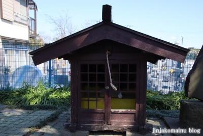 三輪神社(三郷市高州)4