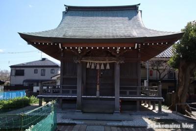 三輪神社(三郷市高州)6