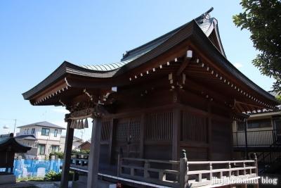 三輪神社(三郷市高州)7