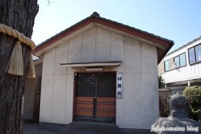 三輪神社(三郷市高州)12
