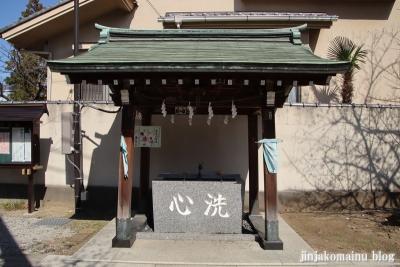半田稲荷神社(葛飾区東金町4