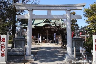 半田稲荷神社(葛飾区東金町5