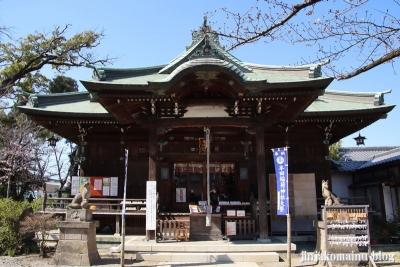 半田稲荷神社(葛飾区東金町9