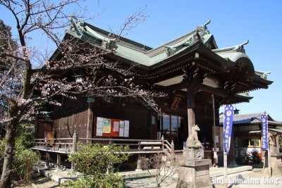 半田稲荷神社(葛飾区東金町10