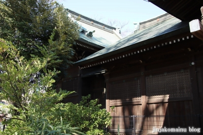 半田稲荷神社(葛飾区東金町11