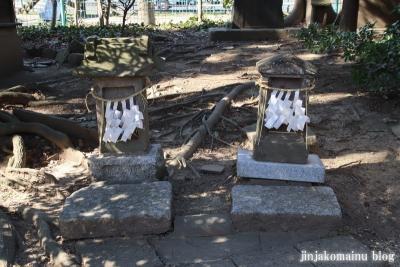 半田稲荷神社(葛飾区東金町13
